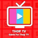 Thop Tv Free Live HD Cricket Tv Tips icon