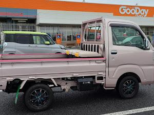 ハイゼットトラックのカスタム事例画像 鼻毛伸び男さんの2021年01月24日20:33の投稿