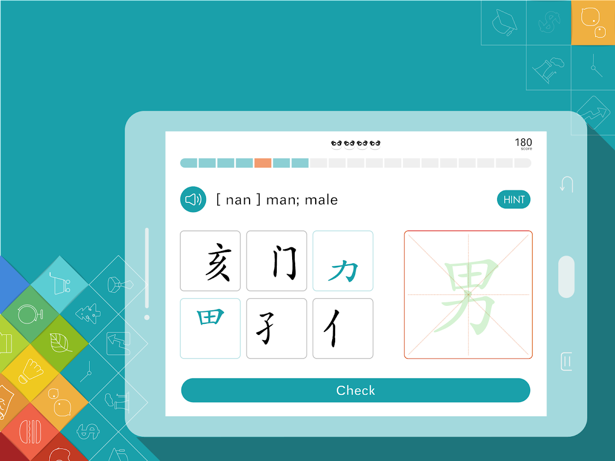 Learn Japanese, Korean, Chinese Offline & Free APK