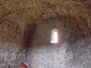 Photo: belle voûte en Arc brisé
