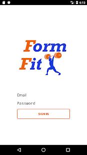 Form Fit - náhled