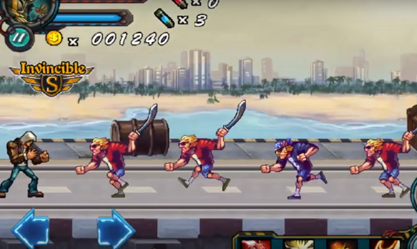 Download Fighter Combat - Fight Gangster- Fight On Street