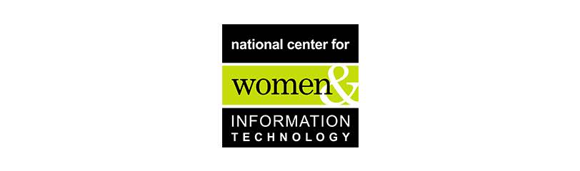 National Center for Women and Information Technology logo