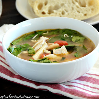Easy Italian Chicken Soup