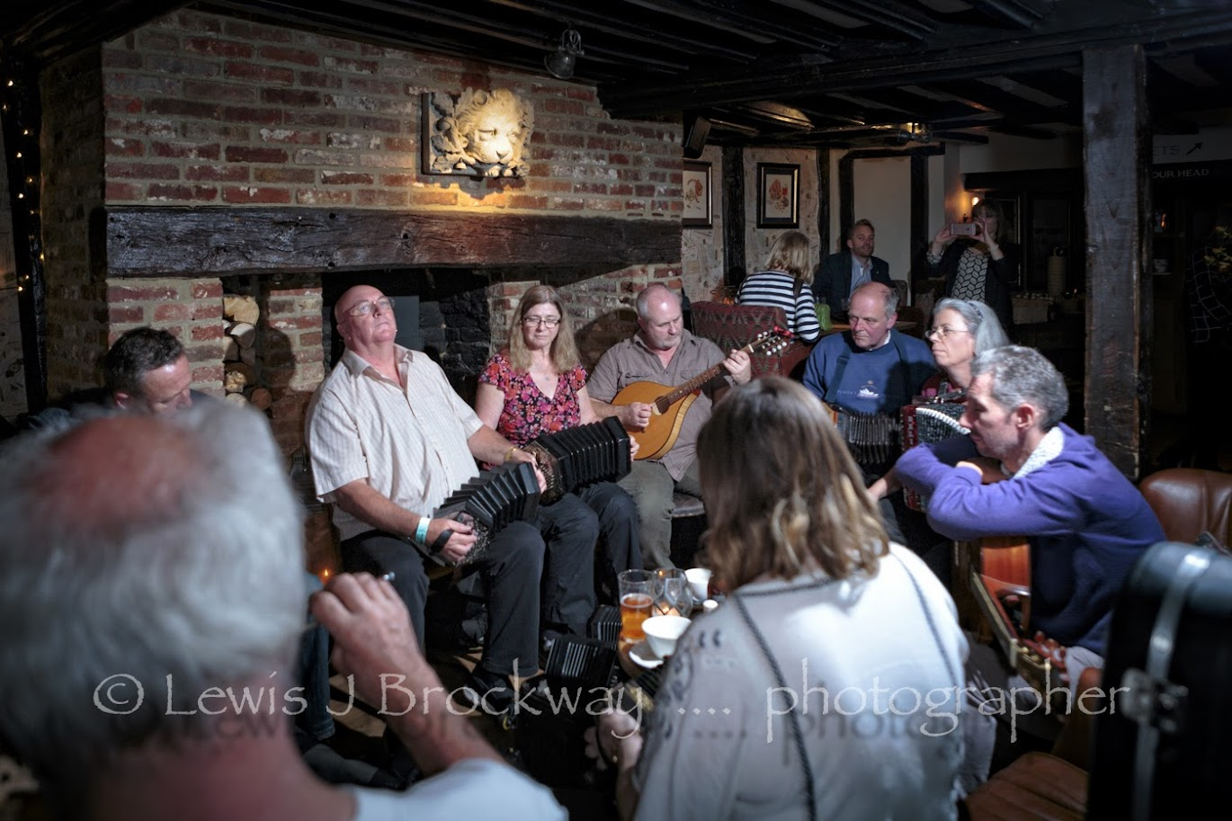 Photos Tenterden Folk Festival 2016 Folk Sessions in the Pub