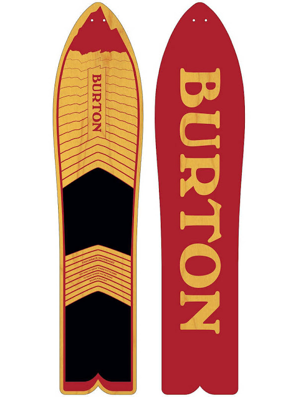 Burton The Throwback 130 '2018