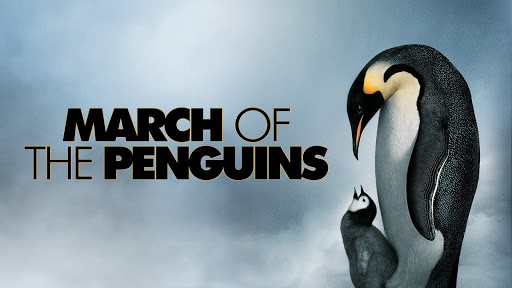 who narrated march of the penguins