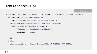 Photo: Start by ensuring the TTS Data is installed.