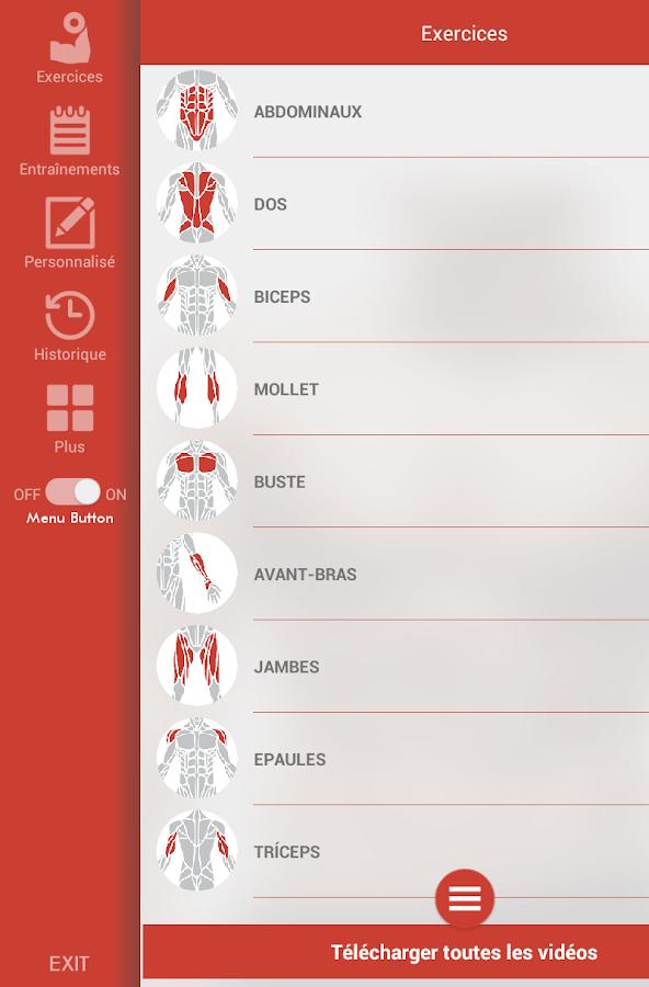 Célèbre Fitness & Musculation – Applications Android sur Google Play AK41