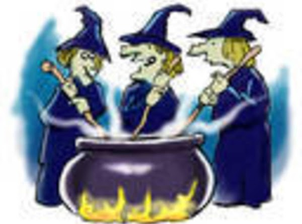 Witch Warts Recipe