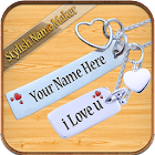 Stylish Name Maker by Tech Logix icon