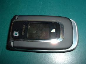 Photo: Nuestro primer celular Nokia 6126 con camara de 1.3 MP
