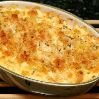 Heavenly Hash Brown Casserole.