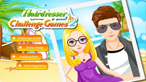 Hairdresser Challenge Games 2 apktram screenshots 1