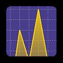 Life Graph icon