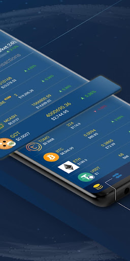 Midas Crypto Wallet: Bitcoin, Ethereum, XRP, EOS Apk 2