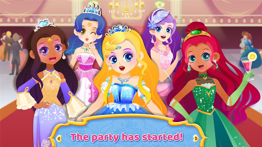 Little Panda: Princess Makeup screenshots 17