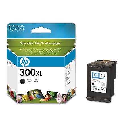 Bläckpatron HP No.300 XL svart