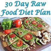 30 Day Raw Food Diet Plan ✔