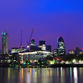 downtown london by Tyler Sleap - Landscapes Travel