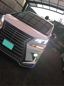 """ヴェルファイア AGH30W Z""""Gエディションのライトのカスタム事例画像 ヴェル89さんの2018年08月13日22:50の投稿"""