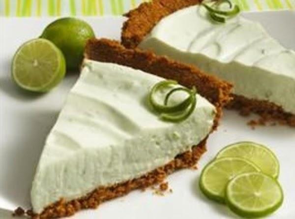 No Guilt Key Lime Pie Recipe