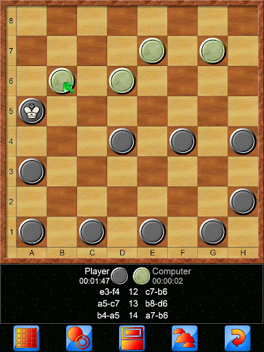 Checkers V+, online multiplayer checkers game 5.25.66 screenshots 14