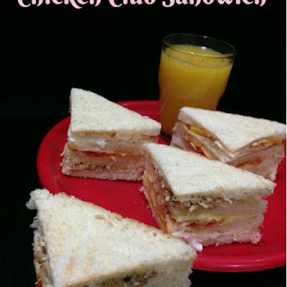 Chicken Club Sandwich Recipe