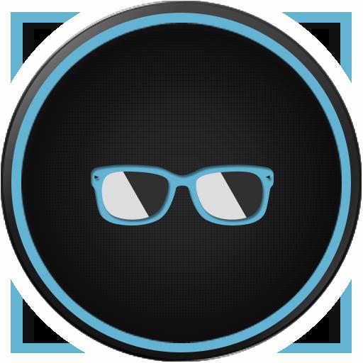 朝と夜に使えるブルーライトカットフィルター - 疲れ目対策 工具 App LOGO-硬是要APP