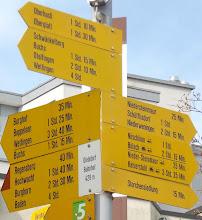 Photo: Dielsdorf Bahnhof