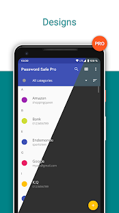Password Safe Secure Password Manager Pro 6.8.0 - 10 - images: Store4app.co: All Apps Download For Android