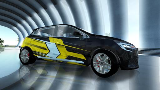 Car Simulator Clio 1.2 screenshots 6