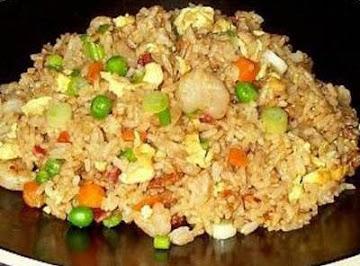 Fried Rice Chinese Restaurant Style Recipe