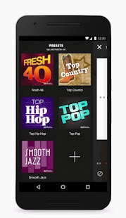 AOL Radio- screenshot thumbnail