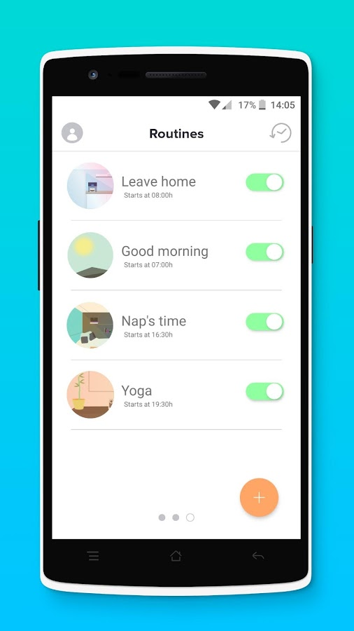 Yeti - Smart Home Automation- screenshot