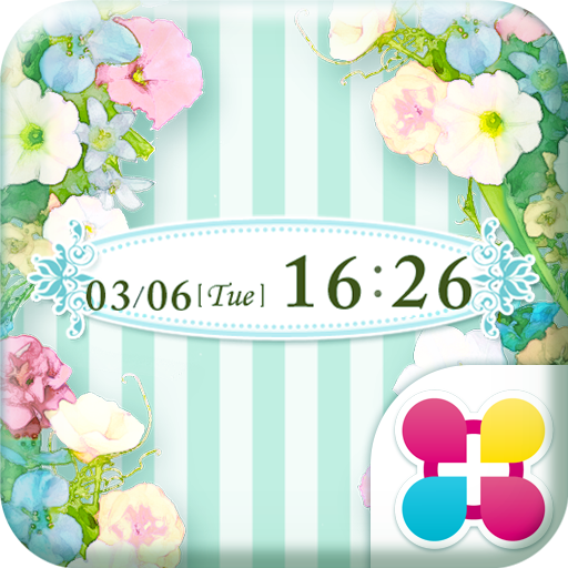 Pastel Flower Wallpaper Theme Icon