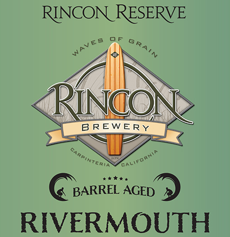 Logo of Rincon Barrel Aged Rivermouth