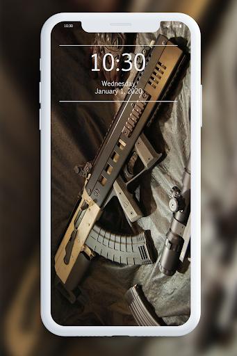Gun Wallpaper 1.0 screenshots 4
