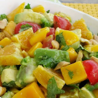 Mango Orange Salad Recipes.
