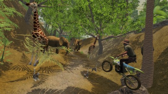 4×4 Safari: Online Evolution Mod Apk Download For Android and Iphone 3