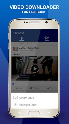 Video Downloader For Facebook download offline 2