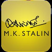 M.K. Stalin