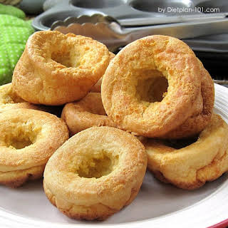 Low Carb Yorkshire Pudding (Atkins Diet Phase 2 Recipe).