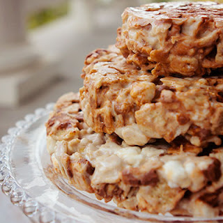 Cinnamon Toast Cereal Treat Bars