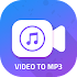 Fast Video to Mp3 Convert - Video to Mp3 1.0