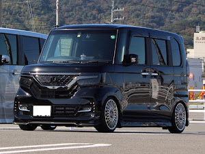 Nボックスカスタム JF3 GLターボ のカスタム事例画像 ボンヌ☆さんの2020年11月27日22:39の投稿