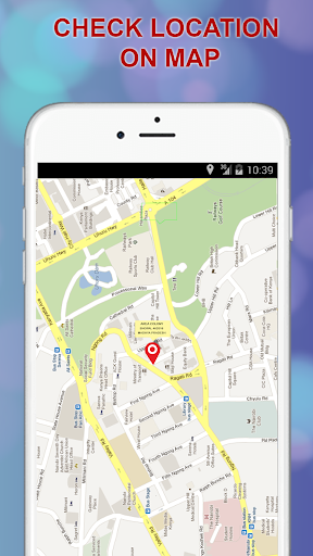 Mobile Number Location GPS : GPS Phone Tracker  screenshots 7