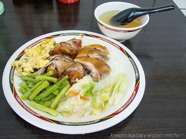 香港新成記粥麵