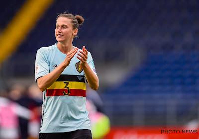 """Heleen Jaques blikt terug op jaren in Italië: """"In heel seizoen geen enkele keer op doel geschoten"""""""