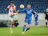 Bruun Larsen (Anderlecht) zijn beste positie is op links